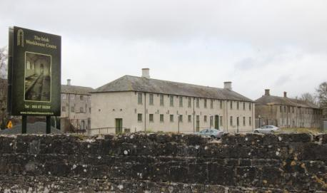 Irish workhouse center, Portumna